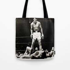 The Great Boxer Tote Bag