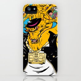 Kaiju Kool Kids_Street King iPhone Case