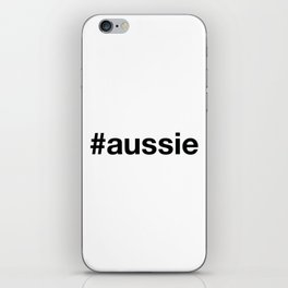 AUSSIE iPhone Skin