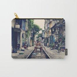 Hanoi Haircut Carry-All Pouch