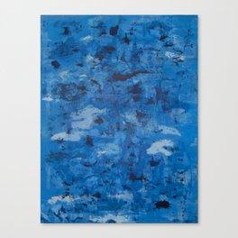 Revolution Blues Canvas Print