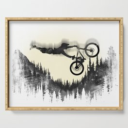 MTB Moon Forest Serving Tray