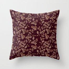 Maidenhair II Throw Pillow