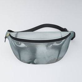 The Crow Fanny Pack