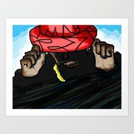 Hip/Hop Art Print