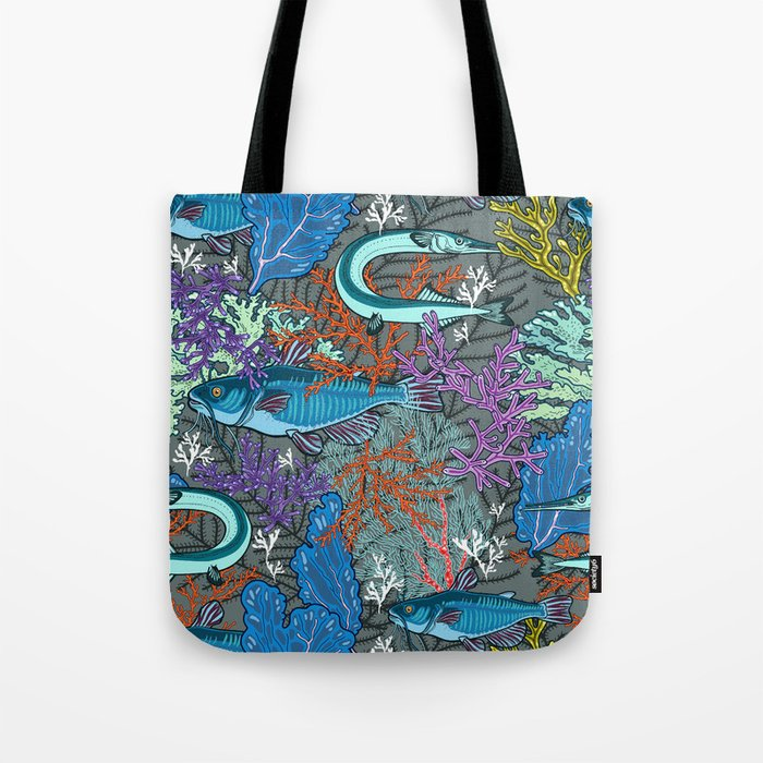 aquarium life Tote Bag