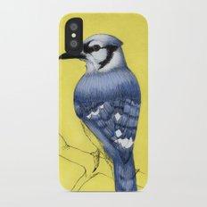 Blue Jay Slim Case iPhone X