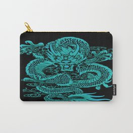 Epic Dragon Teal Carry-All Pouch