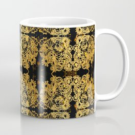 Flowers on the lake Coffee Mug