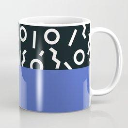 Memphis pattern 49 Coffee Mug