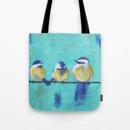 Tweet, Tweet Tote Bag