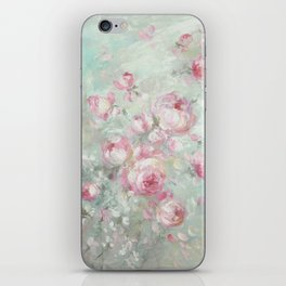 Whispering Petals iPhone Skin