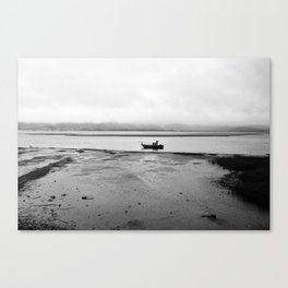 In a Past Life Canvas Print