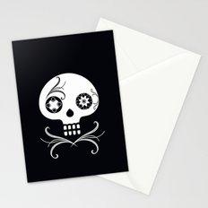 Dia De Los Muertos Stationery Cards