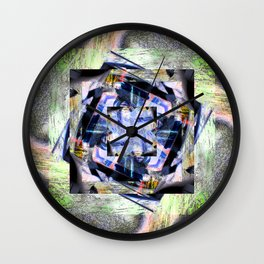 Stumble Wall Clock