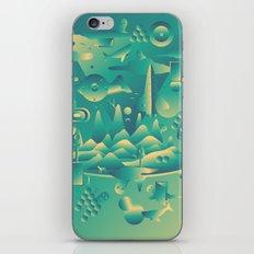 Geometromorphic Dream iPhone & iPod Skin