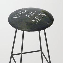 WILDERNESS — Bar Stool