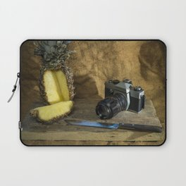 Praktica and Pineapple Laptop Sleeve