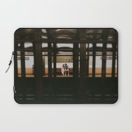 New York Subway Station: Christopher Street Sheridan Square Laptop Sleeve