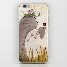 Silent Guardian iPhone & iPod Skin