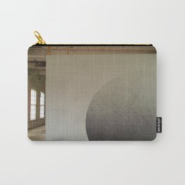 Sol Lewitt Rough Draft, North Adams Carry-All Pouch