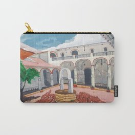 Patio colonial Carry-All Pouch