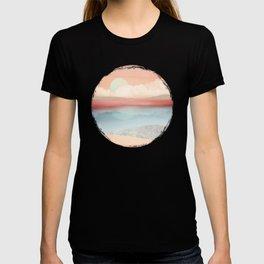 Mint Moon Beach T-shirt