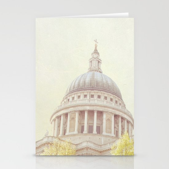 St Paul's Cathedral  Stationery Cards