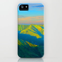 moods of land iPhone Case