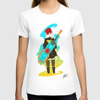 transistor T-shirts featuring Transistor by James Harrington