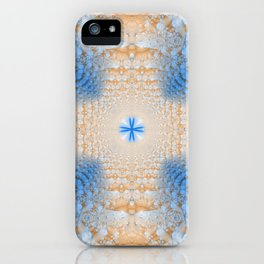 Fractal K2-0017 iPhone Case