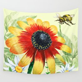 Chamomiles Wall Tapestry