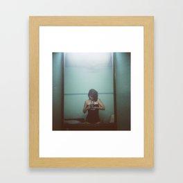 THAI. Framed Art Print