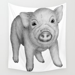 This Little Piggy Wall Tapestry