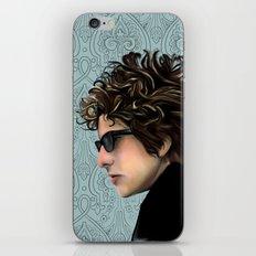 Bob Dylan Portrait iPhone & iPod Skin