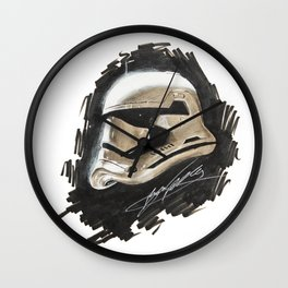 First Order Wall Clock