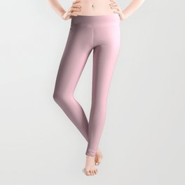 Solid Pink Leggings