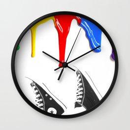 All stars converse Wall Clock