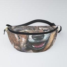 Wolf - Father and Son Fanny Pack