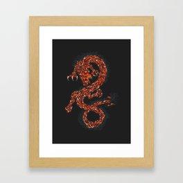 Koi's Enigma Framed Art Print