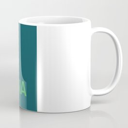 I heart Tasmania Coffee Mug