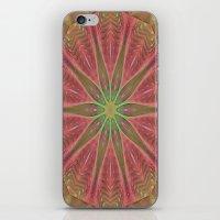 meditation iPhone & iPod Skins featuring Meditation by Deborah Benoit