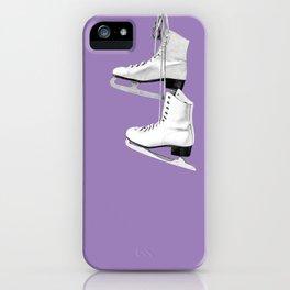 Ice Queen - purple iPhone Case