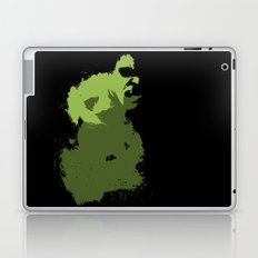 Hulk Splatter Laptop & iPad Skin