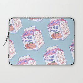 Peach Milk Laptop Sleeve
