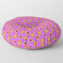 Glo-Dots! Floor Pillow
