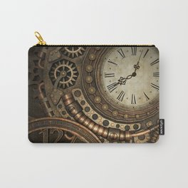 Steampunk Clockwork Carry-All Pouch