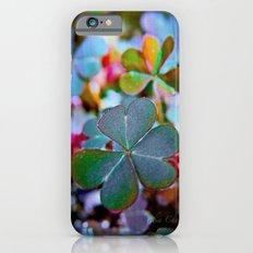 Heart clover iPhone 6 Slim Case