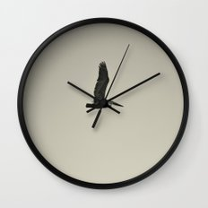 Stealth Wall Clock