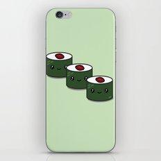 Tuna Roll Sushi iPhone & iPod Skin